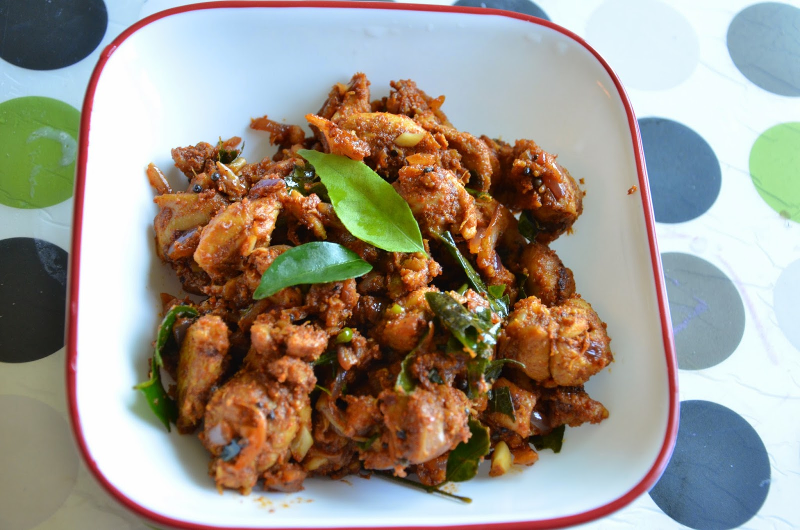 Curry Leaf Chicken