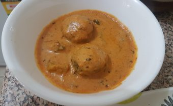Healthy Indian Mixed vegetable Koftas