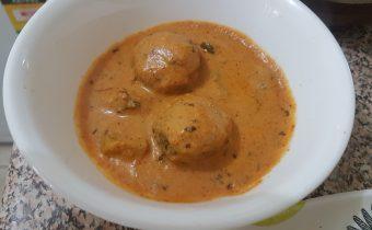 Healthy Indian Mixed vegetable Koftas